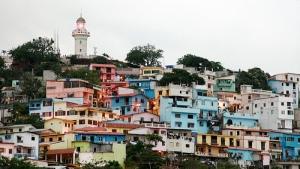 Barrio Las Peñas Guayaquil